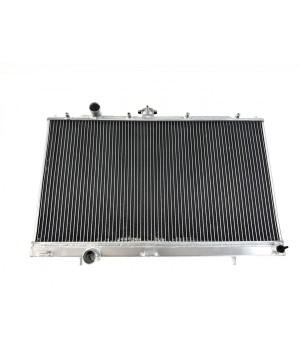 Алюминиевый радиатор Mitsubishi Evo 4-6